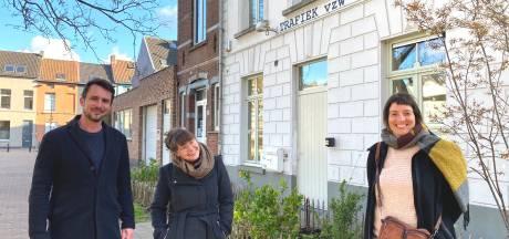Vrijwilligers van buurthuis Trafiek willen bijgebouw omvormen tot woning voor jongere in nood