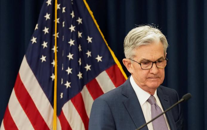 Fed-baas Jerome Powell
