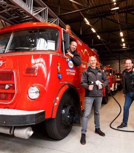 Bij Top Trucks verkopen ze bijzondere wagens: 'Met emotie, van het gewone spul wordt niemand blij'