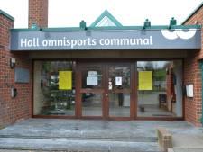 Le hall omnisports de Wanze rouvrira pour les enfants lundi prochain