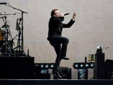 """Les 60 chansons qui """"ont sauvé la vie"""" de Bono"""