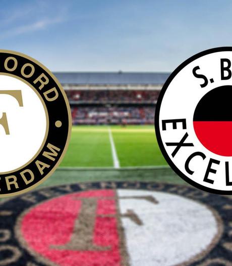 Feyenoord wil zich in stadsderby revancheren van dompers