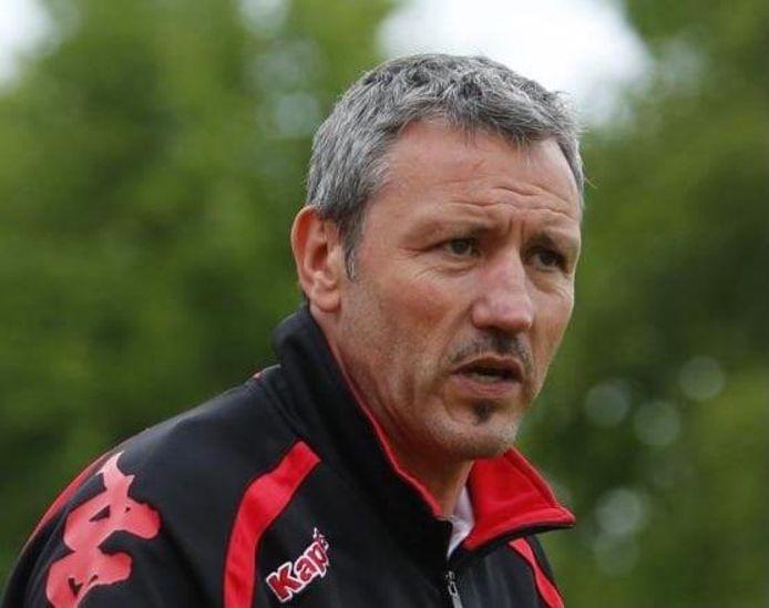 Sportief directeur Bruno Versavel was zeker niet teleurgesteld na de eerste oefenpot van KFC Diest.