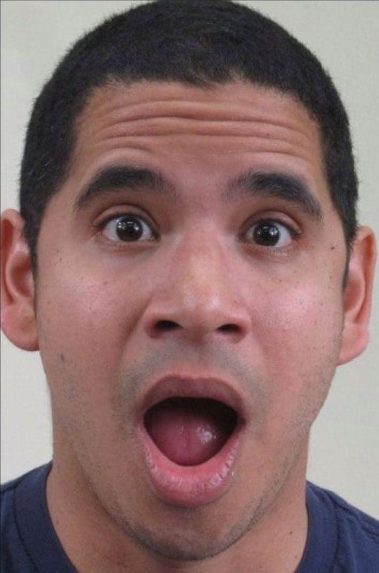 De Trobrianders-stam associeert een opengesperde mond en grote ogen met kwaadaardige bovennatuurlijke wezens Beeld rv