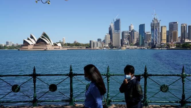 Sydney heropent voor toeristen, rest van Australië blijft nog gesloten