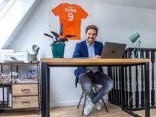 200 euro per uur voor een advocaat? Te duur, vindt tophockeyer Bjorn (30): hij begon een eigen adviesbureau