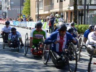 Internationale paracyclingwedstrijd heeft aankomst in Ronse