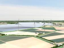 Provincie grijpt in, want Steenbergen komt afspraken niet na: vier nieuwe windmolens