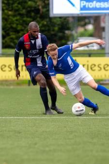 Nederlaag GVVV verpest debuut van Lars ten Teije