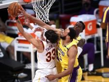 Eindelijk weer een zege voor LeBron James-loos LA Lakers