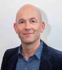 Alex de Ridder, psychiater en lid van de Raad van Bestuur bij GGz Breburg. 'Alleen in noodgevallen zien we cliënten toch'.