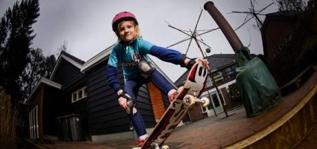 Kristel Broer stelt werkgroep samen uit enthousiastelingen: 'Ik hoop echt dat er binnen twee jaar een skatebaan is in Eefde'