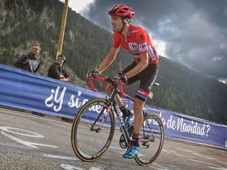 Tom Dumoulin en de les van Vuelta '15