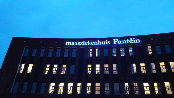 Het Maasziekenhuis van Pantein.