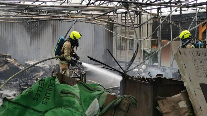 Serre brandt uit aan Zakdam