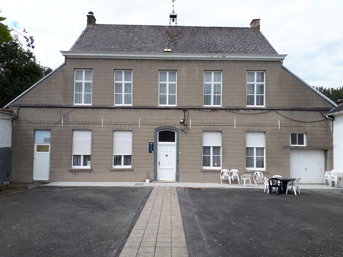 Het Museum voor Folklore in Grotenberge.