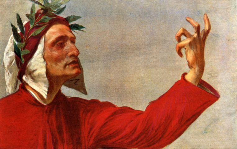 Dante Alighieri Beeld Universal Images Group via Getty