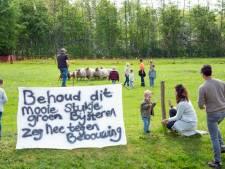 Buurtprotest in Putten helpt: geen flexwoningen op schapenweide aan de Huybertsenweg