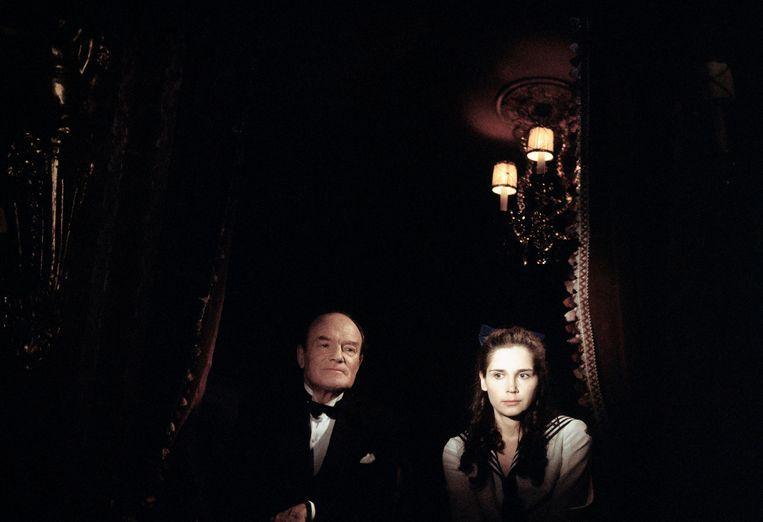 Fragment uit de film Charlotte van Frans Weisz met Max Croiset en Birgit Doll. Beeld Getty Images