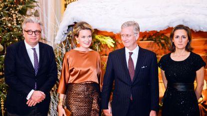 Koning Filip en koningin Mathilde alleen aan de feesttafel? Ruzies verstoren kerstsfeer aan het hof