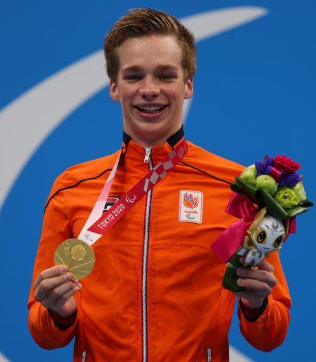 Rogier Dorsman voltooit gouden hattrick tijdens Paralympische Spelen in Tokio: 'Dit is echt bizar'