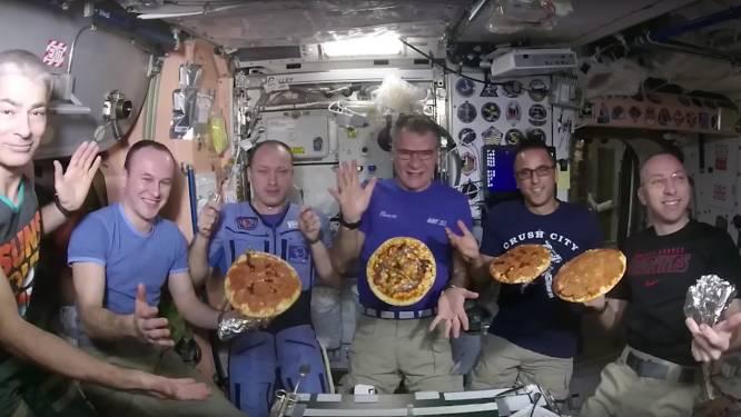Wat eten op Mars? NASA looft beloning uit van 500.000 dollar voor beste idee
