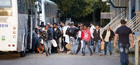 'Vechtpartij noodopvang Apeldoorn tussen verschillende groepen'