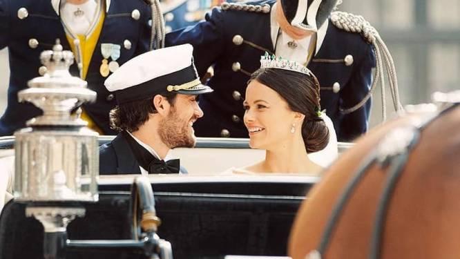 Nadat een vrouwengek, fitnessinstructeur en naaktmodel het hof deden wankelen: Zweedse royals tonen ware liefde