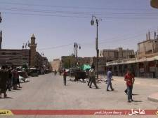 VN: leger hield vluchtende burgers Palmyra tegen