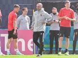 """Roberto Martínez: """"Ik ga wissels doorvoeren. Of Lukaku start? Die keuze heb ik nog niet gemaakt"""""""