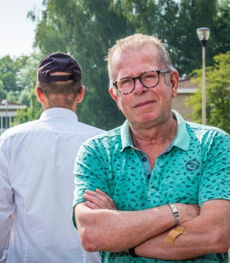 Martien uit Kampen haalt duizenden euro's op voor vluchteling in de knel: 'Hartverscheurend'
