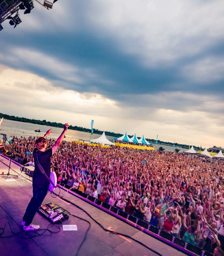 Meevaller: tweedaags Festival Strand mag wél doorgaan, ondanks festivalverbod