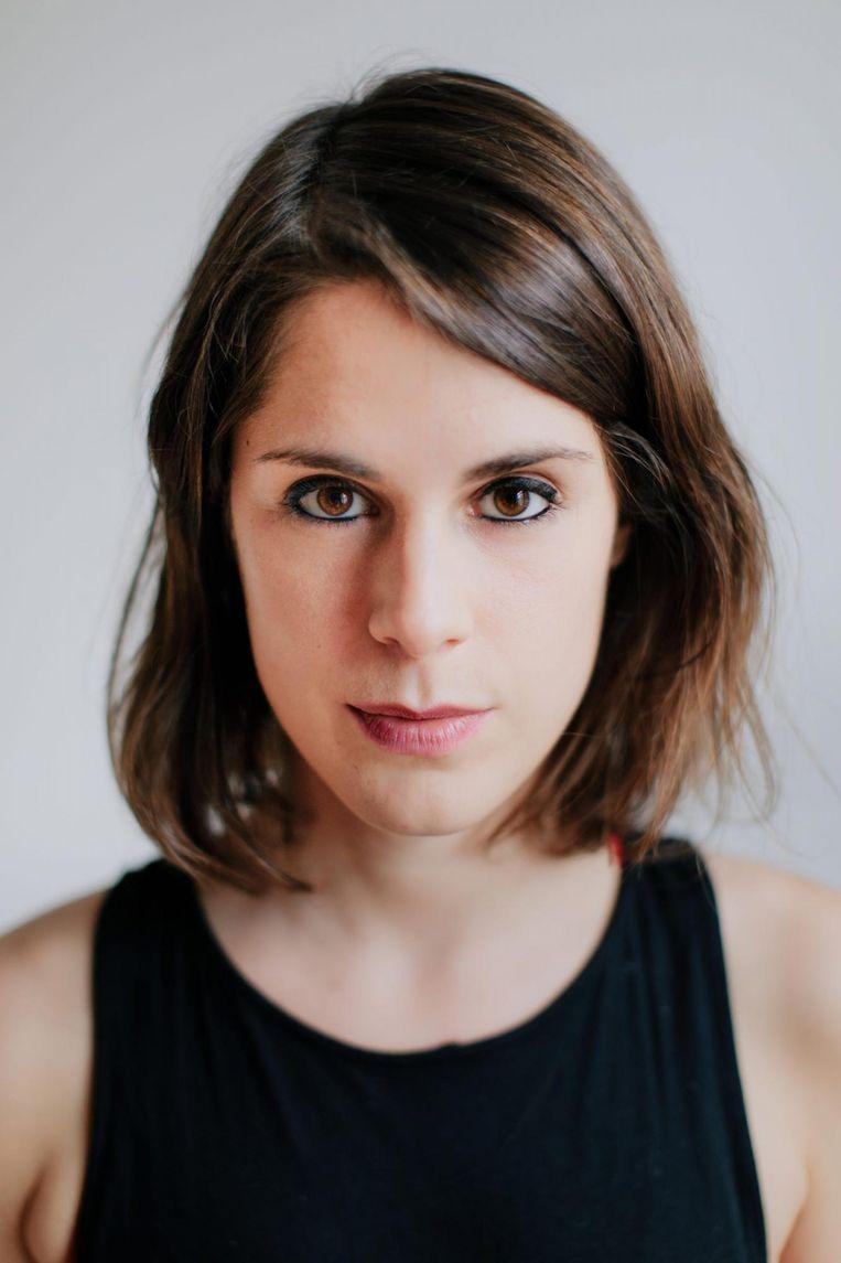 Nele Eeckhout, podcastmaker bij Audiocollectief Schik ('El Tarangu', BOB'): 'Glasheldere stemmen.'   Beeld rv