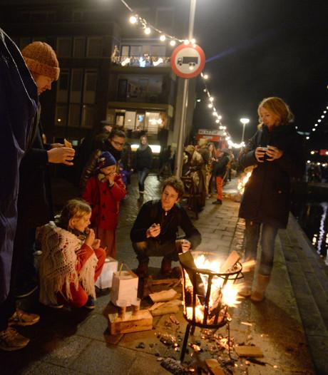 Havenfestival Wintergloed: 18 locaties, tientallen optredens & een lampionnenoptocht