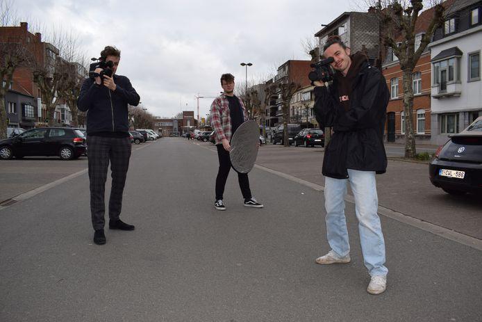 De jongens van Visual Vanilla willen hun collega-ondernemers een hart onder de riem steken.