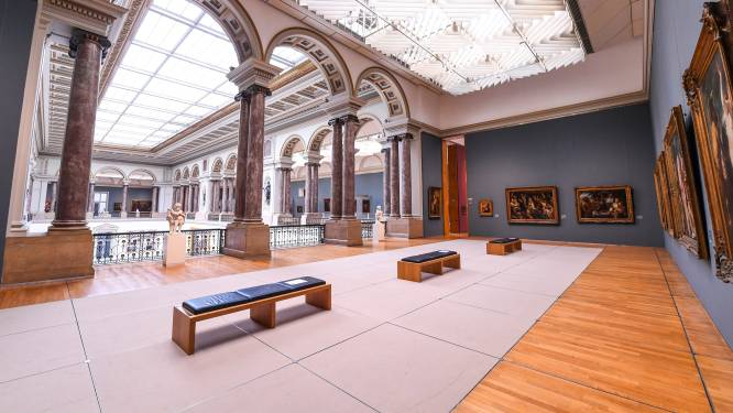 Brussels Museum voor Schone Kunsten geeft naziroofkunst terug