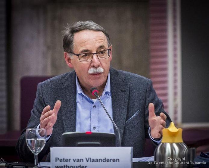 Wethouder Peter van Vlaanderen