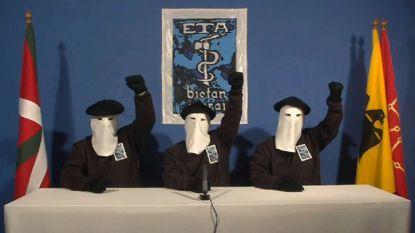 Baskische beweging ETA kondigt zelf opheffing aan