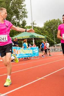 Langdurig loopfestijn bij Haag Atletiek aan de Laan van Poot