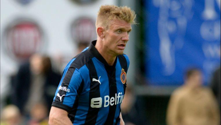 Almebäck zal niet langer te zien zijn in Jan Breydel. Beeld PHOTO_NEWS