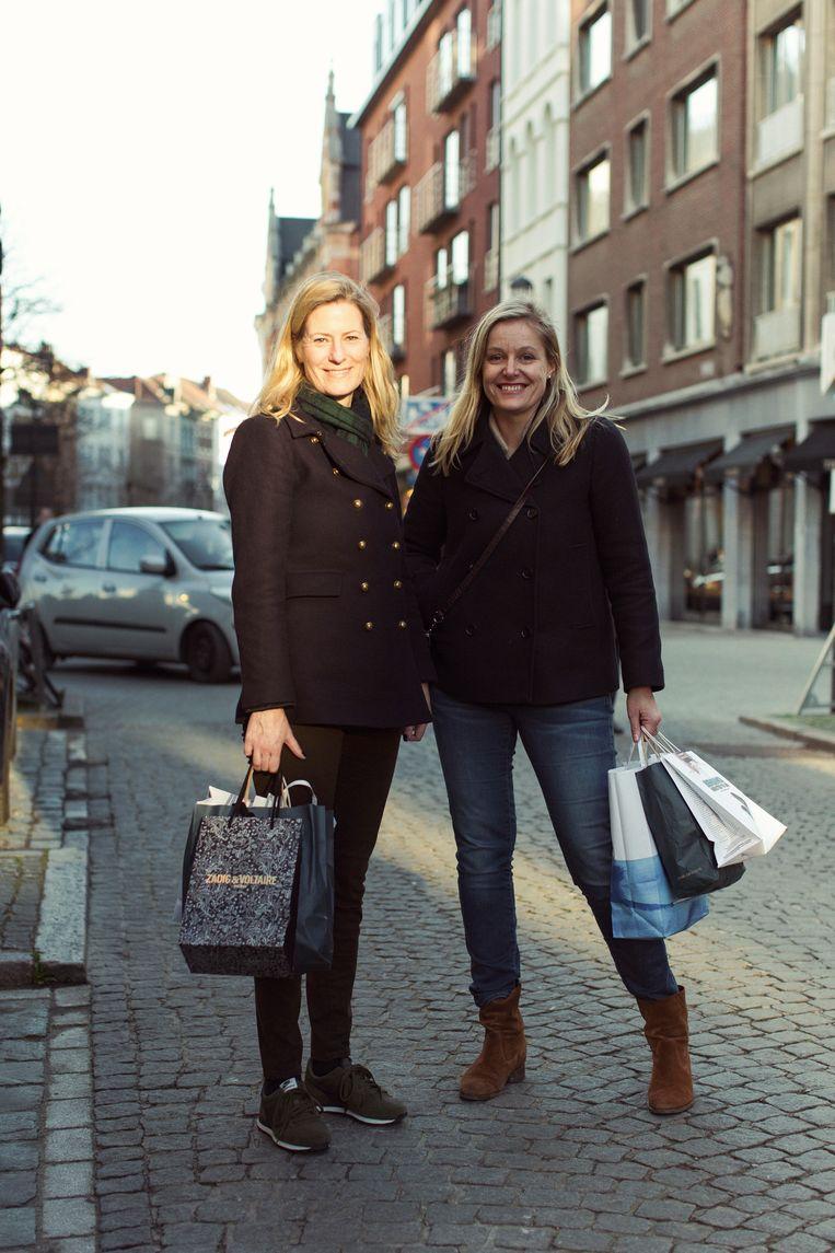 Eline Van Lancker gaat op pad in antwerpen op zoek naar buitenlanders die zot zijn van Belgische mode. Beeld Jef Boes