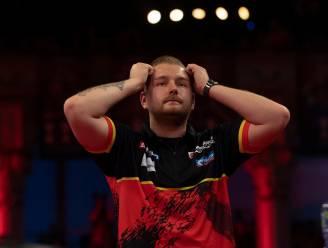 Geen finale voor Van den Bergh op Nordic Darts Masters: 'Dancing Dimi' geeft riante voorsprong uit handen tegen Engelse Fallon Sherrock