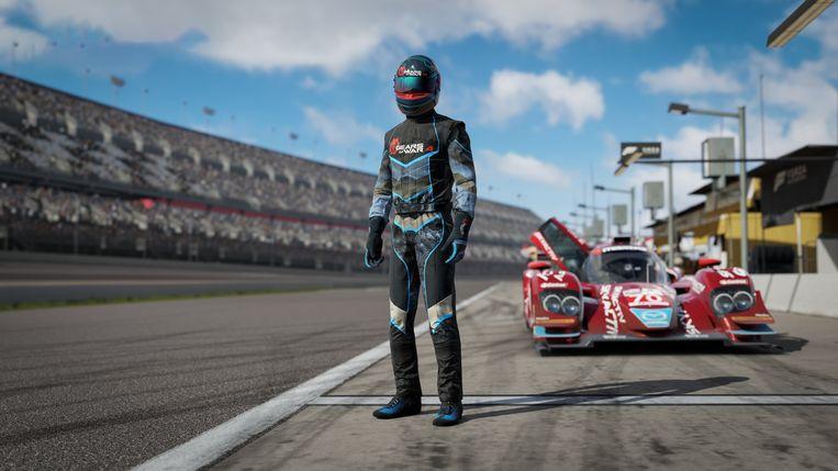 Het racespel Forza Motorsport 7 gaat zeker profiteren van de extra rekenkracht voor beelden van de Xbox Series X. Beeld Microsoft