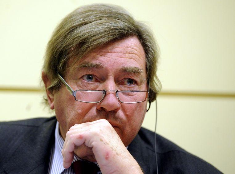 Serge Kubla is de voormalige burgemeester van Waterloo en woonde vroeger naast Patokh Chodiev.  Beeld belga