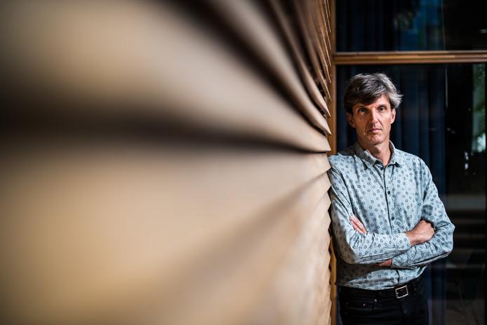 Pieter Zuidema, hoogleraar Tropische Bosecologie in Wageningen.