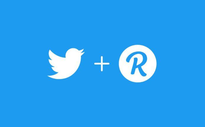 Twitter neemt nieuwsbriefdienst Revue over.