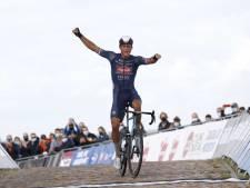 Mathieu van der Poel kroont zich op VAM-berg tot Nederlands kampioen