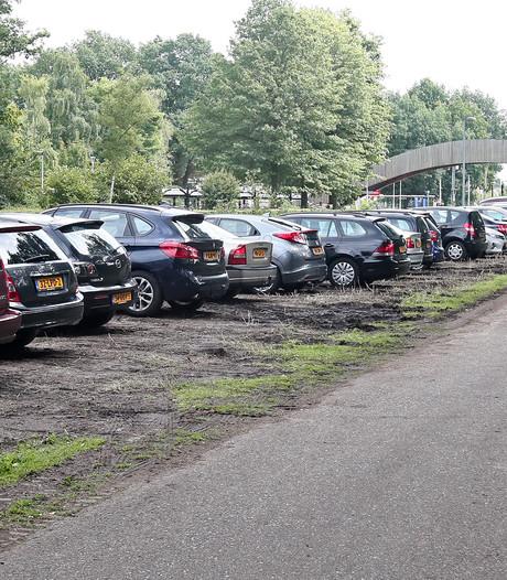 Extra parkeerplekken bij More in Ruurlo
