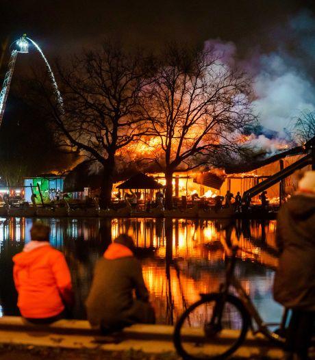 Hoe de brand in Plaswijckpark tot dreigementen leidde: 'De namen gingen metéén rond'