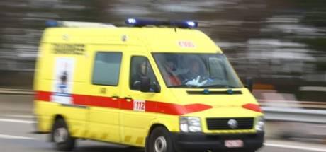 Un garçon de onze ans tombe d'un toit à Seraing